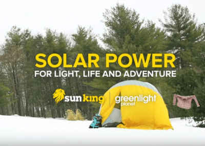 How to Use the Sun King Pro Solar Light